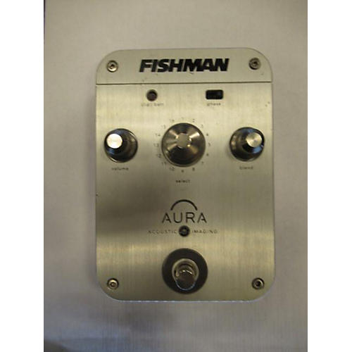 Fishman 2010s Aura Dreadnought Acoustic Imager Guitar Preamp