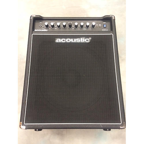 Acoustic 2010s B100MKII 100W 1X15 Bass Combo Amp