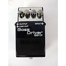 Boss 2010s BB1X Effect Pedal