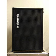 TC Electronic 2010s BC212 Bass Cabinet