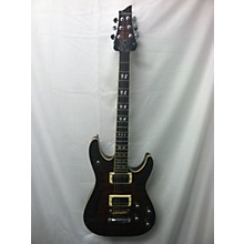 Schecter Guitar Research 2010s C-1 E/A Hollow Body Electric Guitar