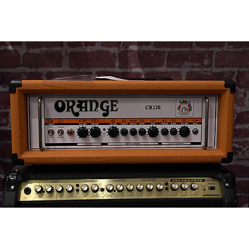 Orange Amplifiers 2010s CR120H Crush Pro 120W Solid State Guitar Amp Head