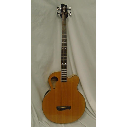used tacoma 2010s cb28c acoustic bass guitar natural guitar center. Black Bedroom Furniture Sets. Home Design Ideas