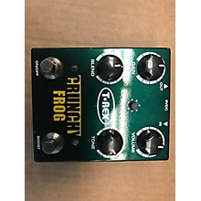 T-Rex Engineering 2010s Crunch Frog Classic Overdrive Effect Pedal