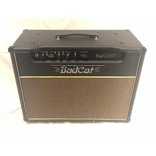 Bad Cat 2010s Cub III 15W 1x12 Tube Guitar Combo Amp