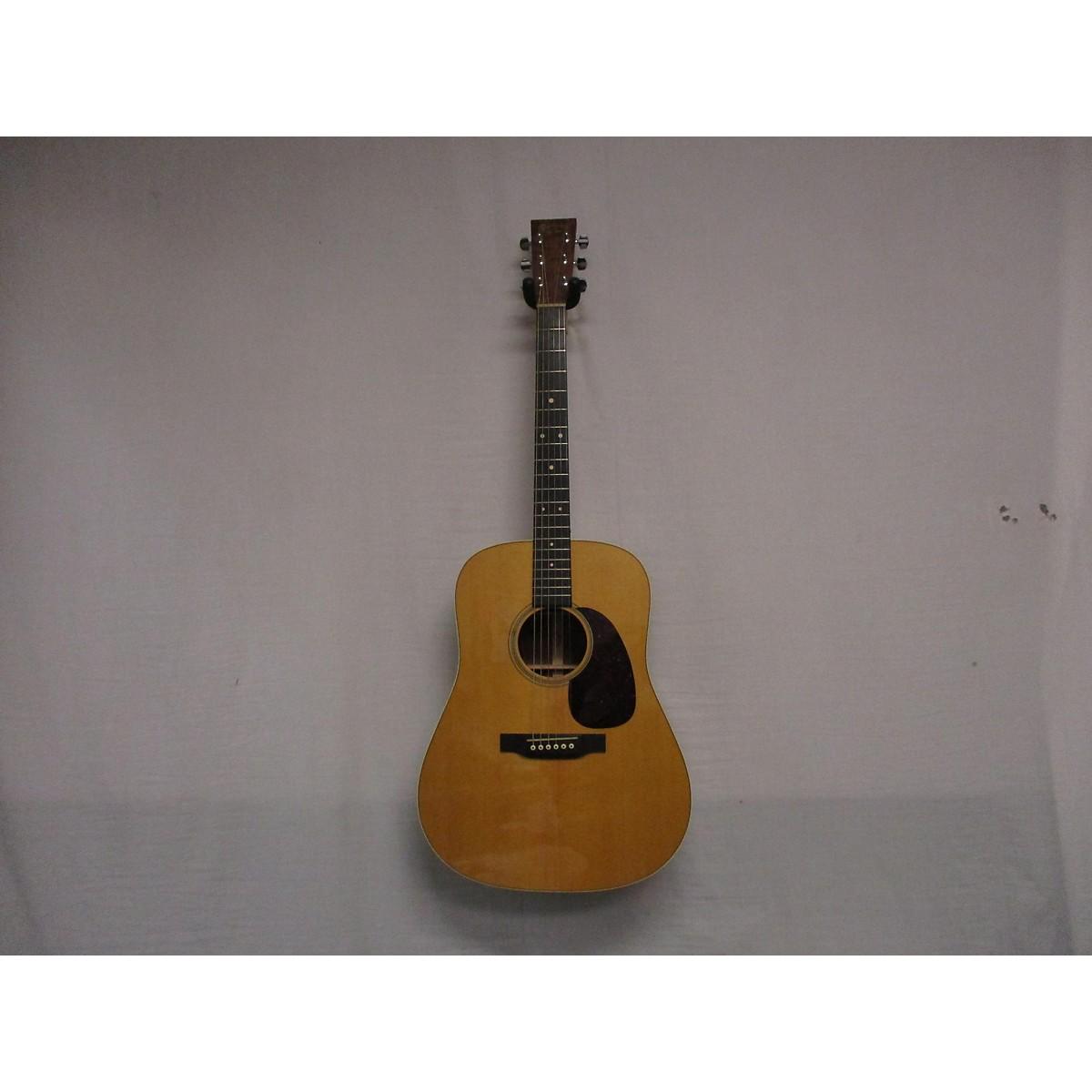 Martin 2010s Custom DCPA Ovangkol Acoustic Electric Guitar