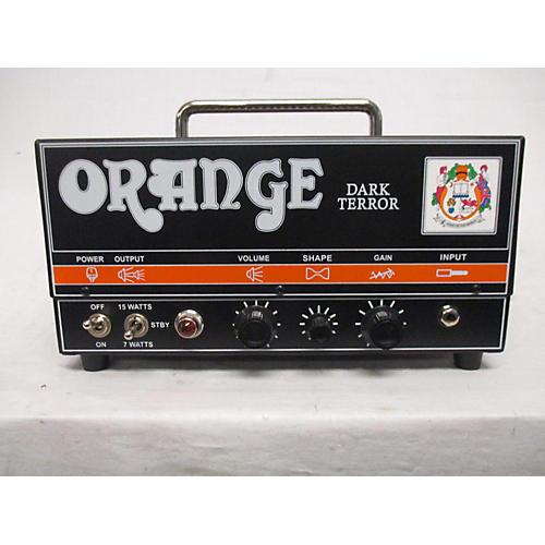 Orange Amplifiers 2010s DA15H Dark Terror 15W Tube Guitar Amp Head