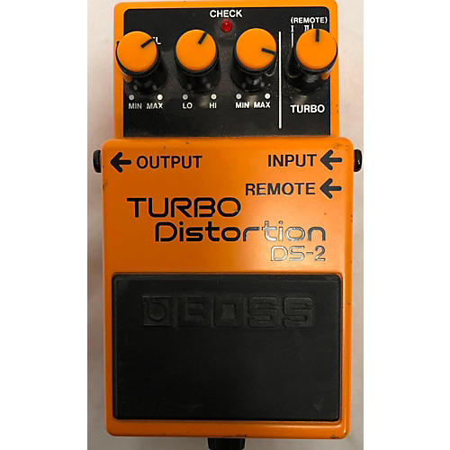 Boss 2010s DS2 Turbo Distortion Effect Pedal