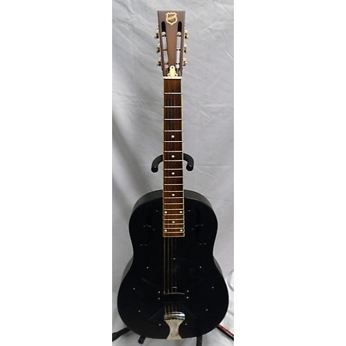 National 2010s Delphi Resonator Guitar