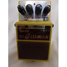 Boss 2010s FBM1 Fender 59 Bassman Effect Pedal