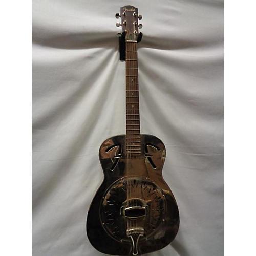 Fender 2010s Fr-55 Resonator Guitar
