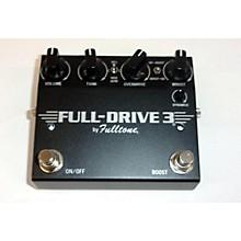 Fulltone 2010s Fulldrive 3 Effect Pedal