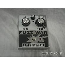 Death By Audio 2010s Fuzz War Effect Pedal