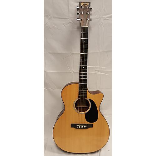 used martin 2010s gpcrsgt acoustic electric guitar natural guitar center. Black Bedroom Furniture Sets. Home Design Ideas