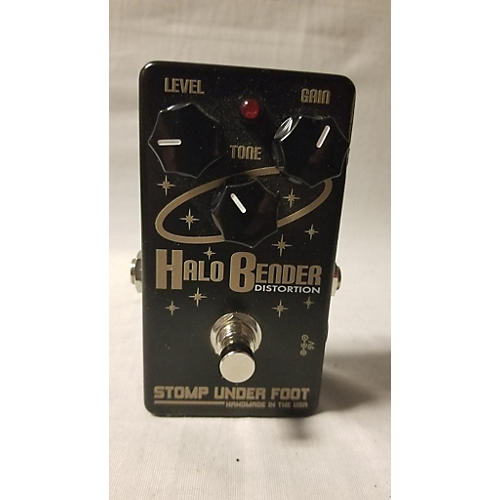 Stomp Under Foot 2010s Halo Bender Effect Pedal