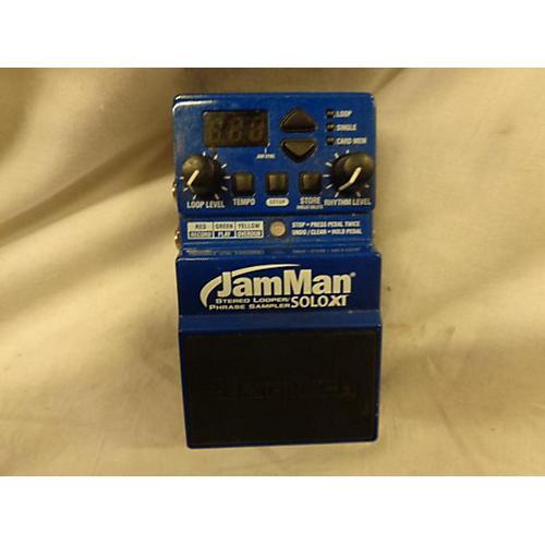 Digitech 2010s JML2 JamMan Stereo Looper And Phrase Sampler Pedal
