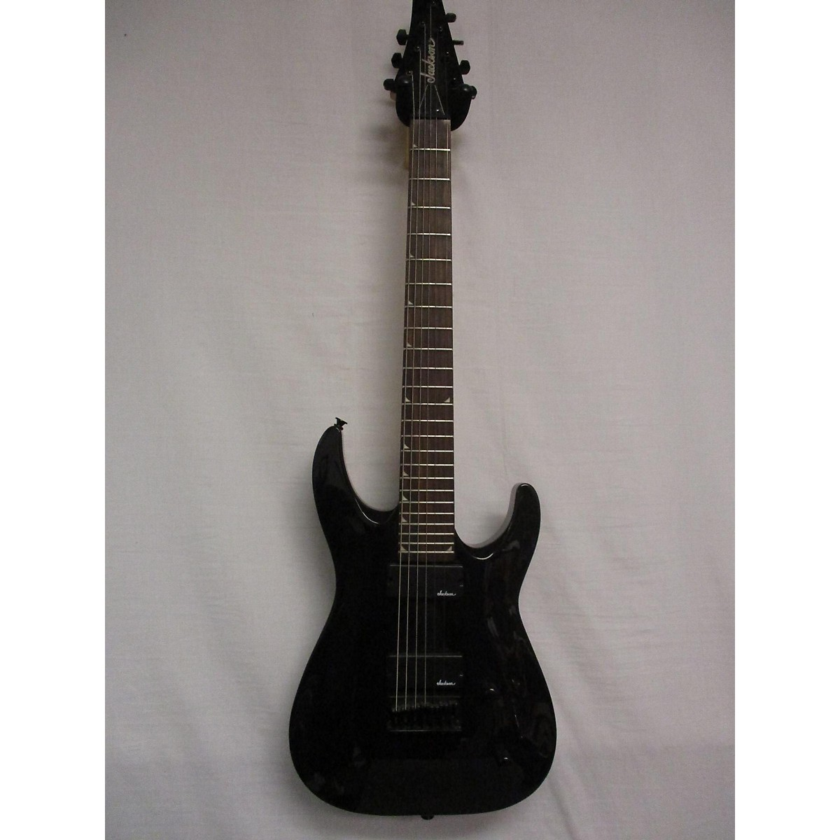 Jackson 2010s JS22-7 Dinky 7 String Solid Body Electric Guitar