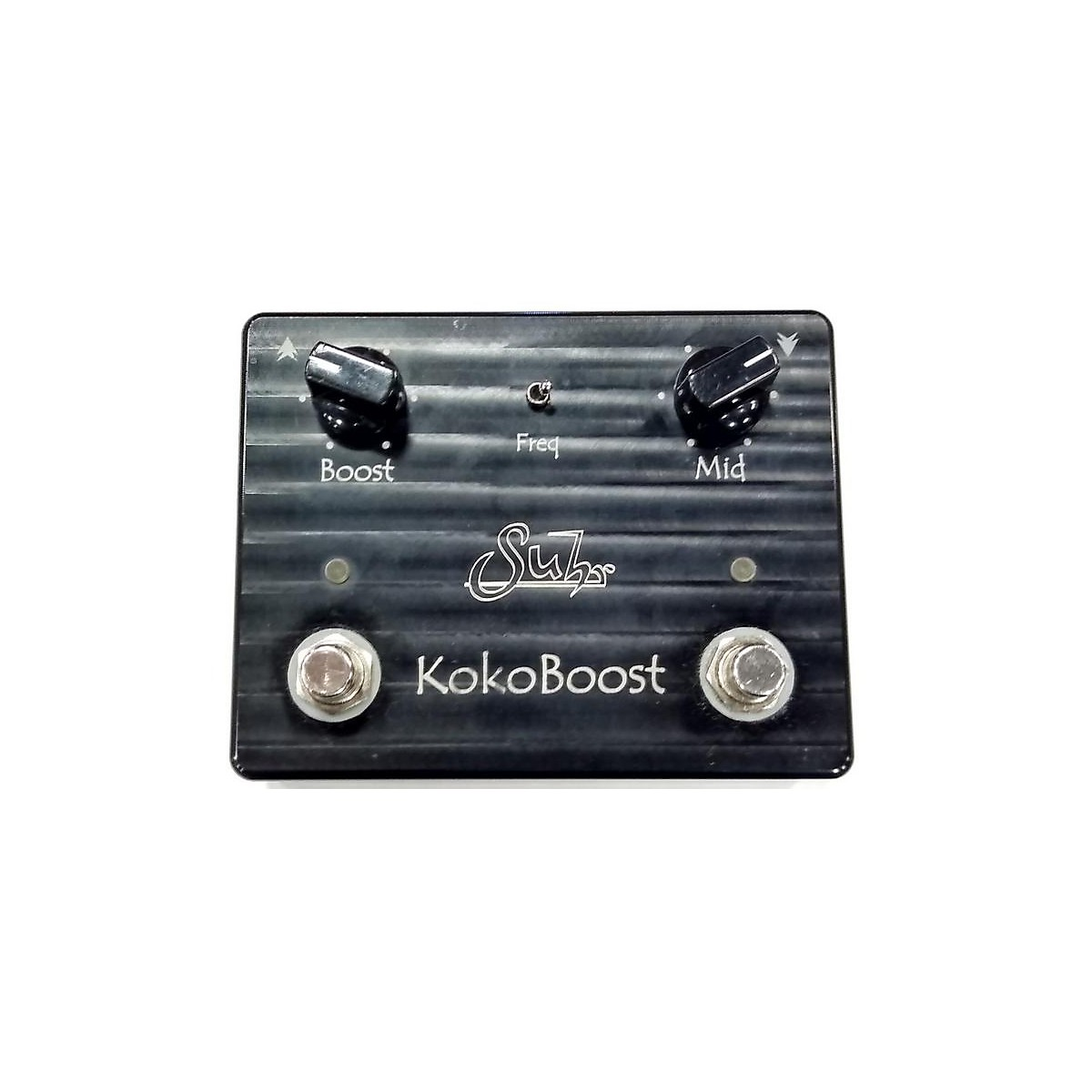 Suhr 2010s KOKO BOOST Effect Pedal