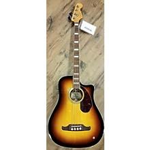 Fender 2010s Kingman 4-String Acoustic Bass Guitar
