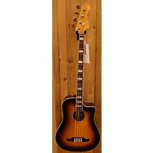 Fender 2010s Kingman Acoustic Electric Bass Acoustic Bass Guitar