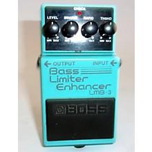 Boss 2010s LMB3 Bass Limiter Bass Effect Pedal