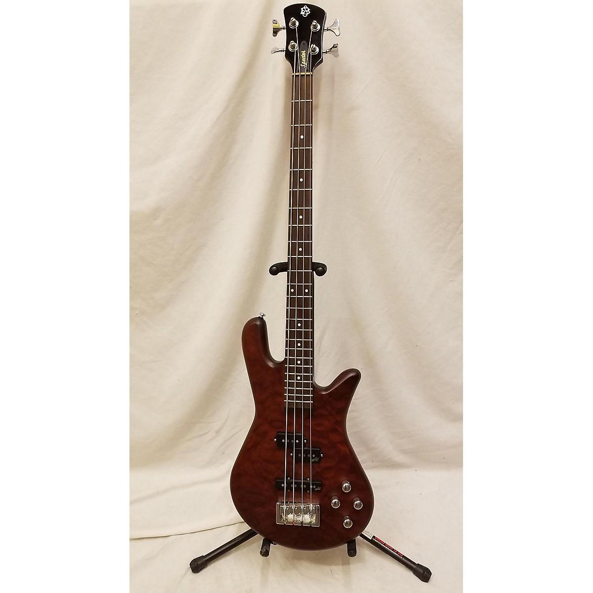 Spector 2010s Legend 4 Neck Through Electric Bass Guitar