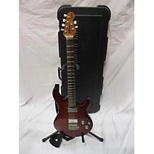 Ernie Ball Music Man 2010s Luke3 BFR Solid Body Electric Guitar