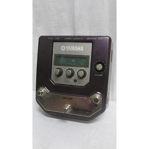 Yamaha 2010s MAGICSTOMP Effect Processor