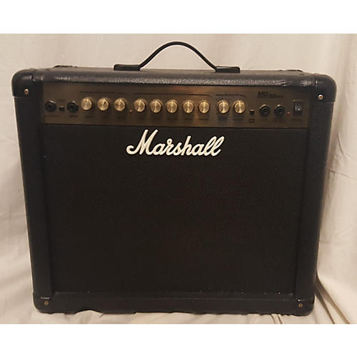 used marshall 2010s mg30dfx 1x10 30w guitar combo amp guitar center. Black Bedroom Furniture Sets. Home Design Ideas