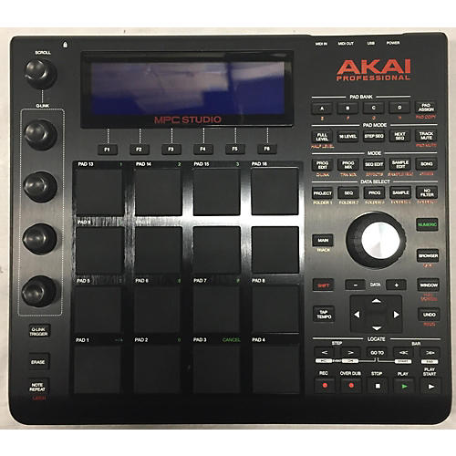Akai Professional 2010s MPC Studio Black Drum Machine