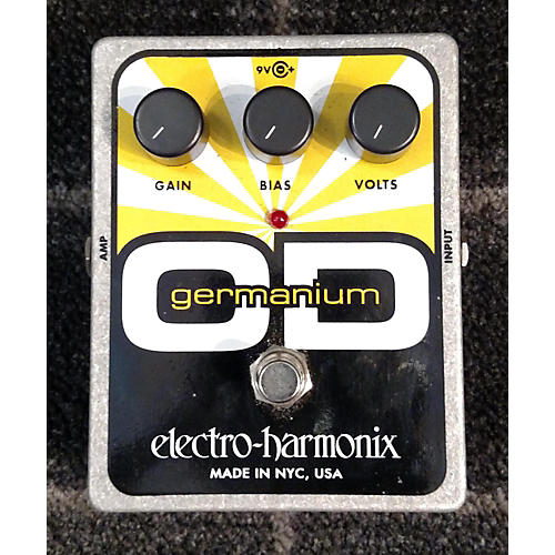 Electro-Harmonix 2010s OD Glove Overdrive/Distortion Effect Pedal