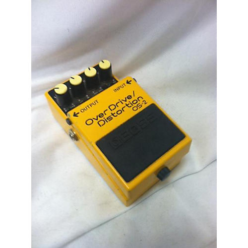 Boss 2010s OS2 Overdrive Distortion Effect Pedal