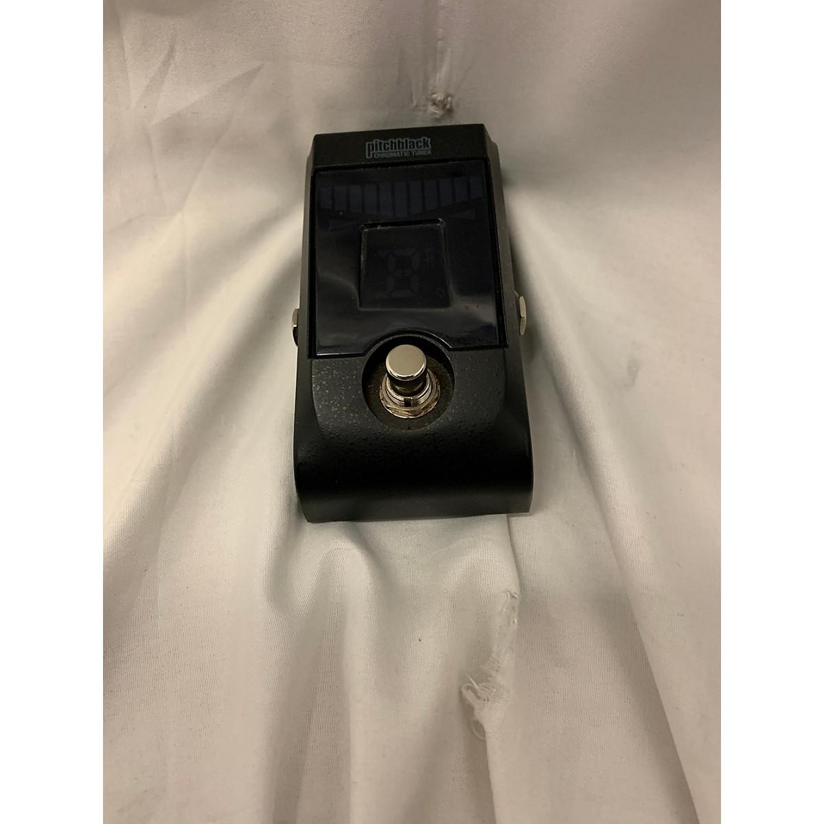 Korg 2010s PB01 Pitchblack Chromatic Tuner Pedal