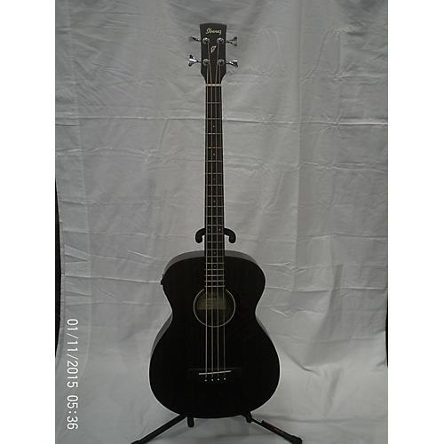 Ibanez 2010s PCBE12MH-OPN 3U01 Acoustic Bass Guitar