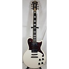 D'Angelico 2010s Premier Atlantic Series Solid Body Electric Guitar