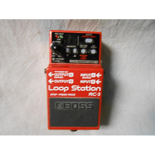 Boss 2010s RC3 Loop Station Pedal