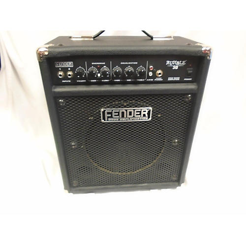Fender 2010s Rumble 30 30W 1x10 Bass Combo Amp