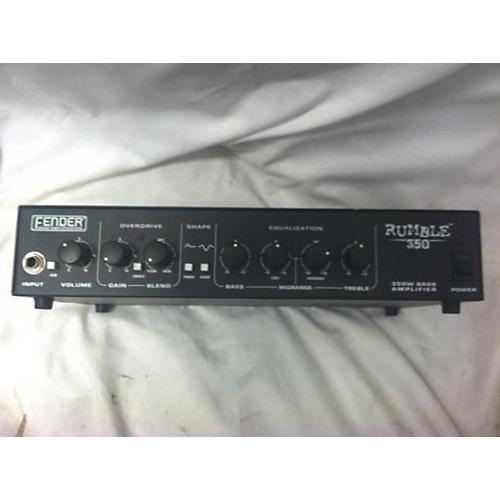 Fender 2010s Rumble 350 350W Bass Amp Head