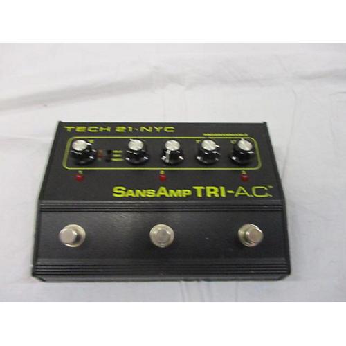 Tech 21 2010s SANSAMP TRI AC Guitar Preamp