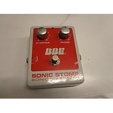 BBE 2010s SS92 Sonicstomp Sonic Maximizer Effect Pedal