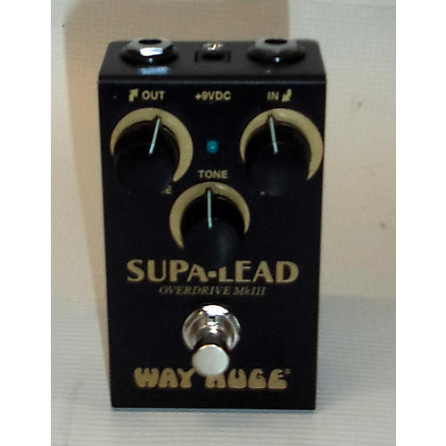 Way Huge Electronics 2010s SUPA LEAD Effect Pedal