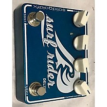 SolidGoldFX 2010s SURF RIDER DELUXE Effect Pedal