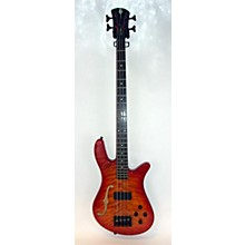 Spector 2010s Semi Hollow Bass Electric Bass Guitar