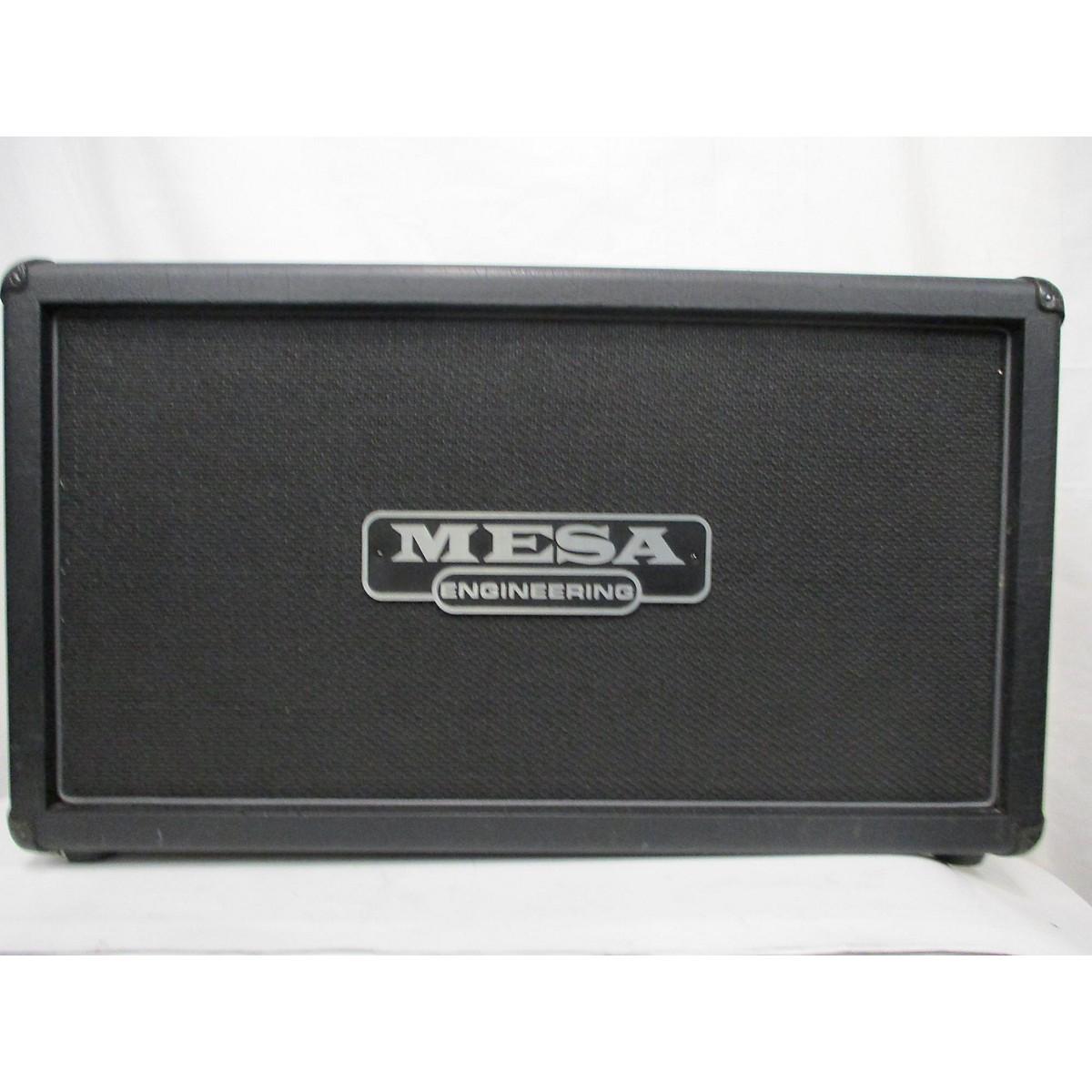 Mesa Boogie 2010s Studio 2x12 Cab Guitar Cabinet