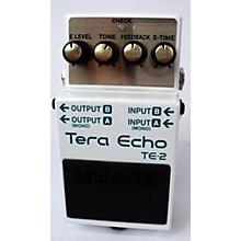 Boss 2010s TE2 Tera Echo Effect Pedal