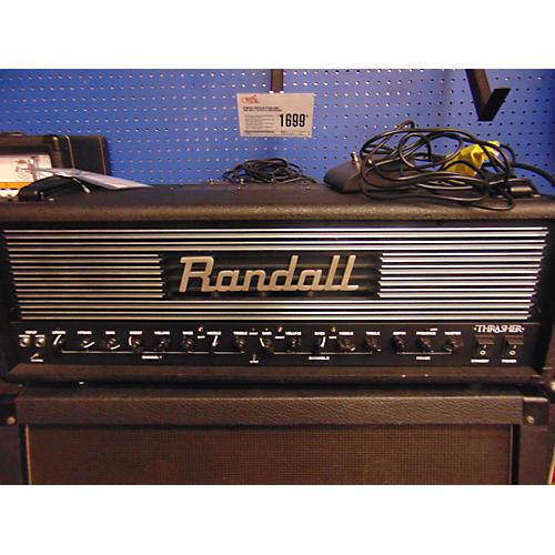 used randall 2010s thrasher 120w tube guitar amp head guitar center. Black Bedroom Furniture Sets. Home Design Ideas