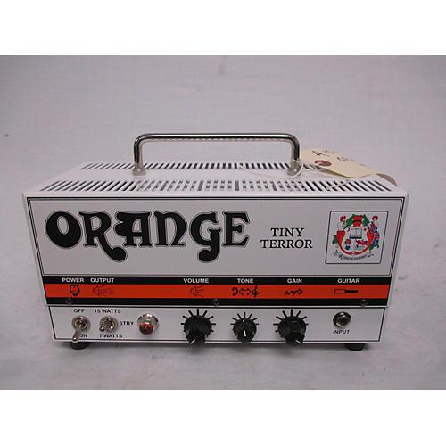 Orange Amplifiers 2010s TT15H Tiny Terror 15W Tube Guitar Amp Head
