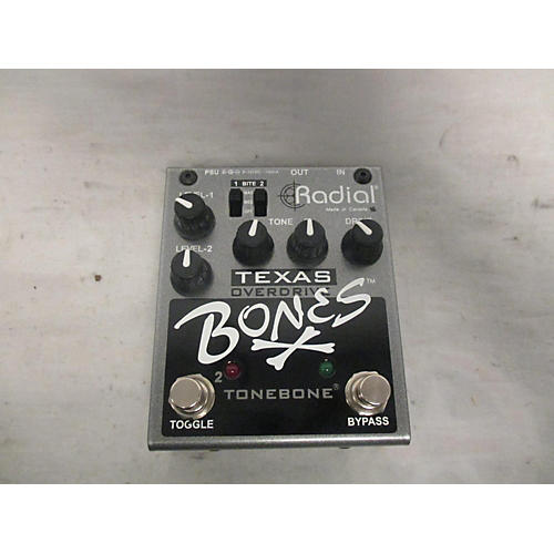 Radial Engineering 2010s Texas Bones Effect Pedal