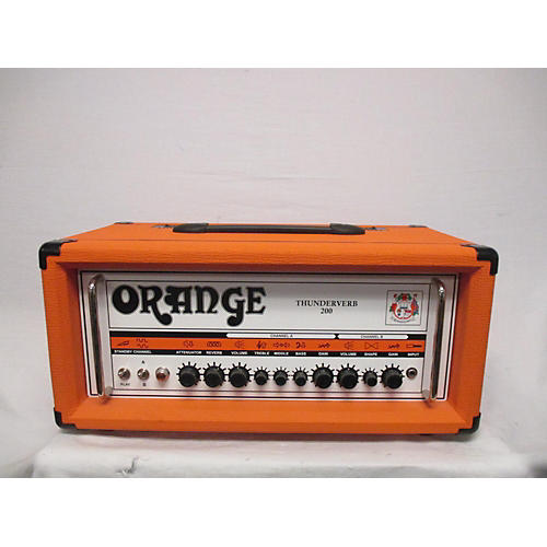 Orange Amplifiers 2010s Thunderverb 200 Tube Bass Amp Head
