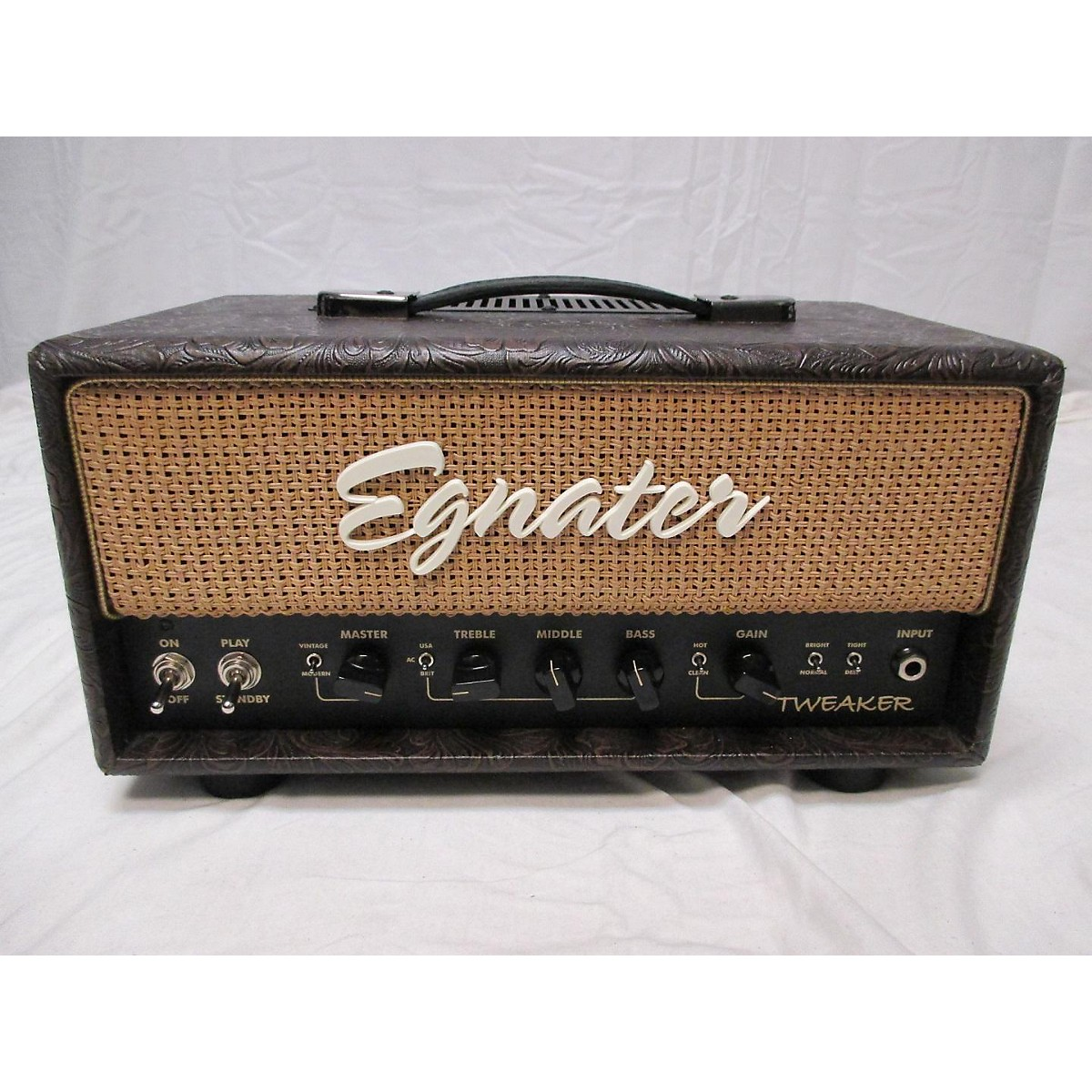 Egnater 2010s Tweaker Tube Guitar Amp Head